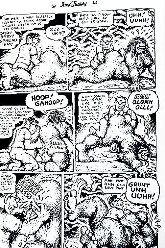 norsk tegneserie sex caht